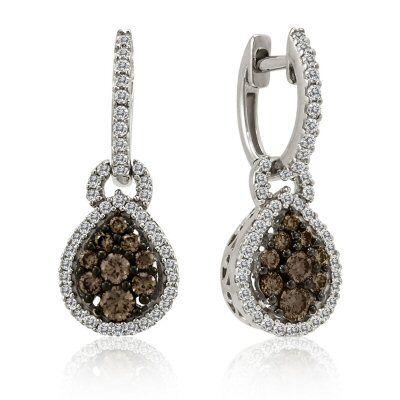 Le Vian's Chocolate Diamonds® earrings