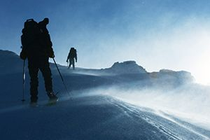 3-days Snowshoe Adventure 4 day snowshoe trekking, 3 nights in a tent, full board included. £ 880.- / 1060.- € / 8900.- NOK per person