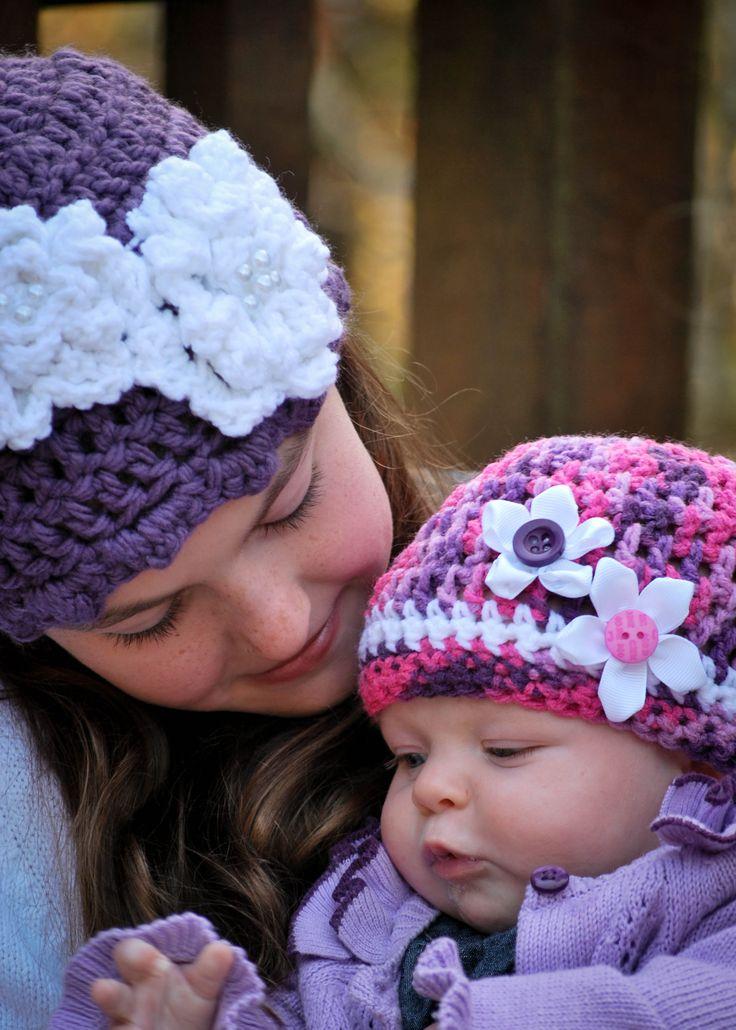 crochet hats, unique designs, giftwear, www.facebook.com/littlegraciescreations