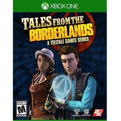 Tales From Borderlands XB1 (49738)