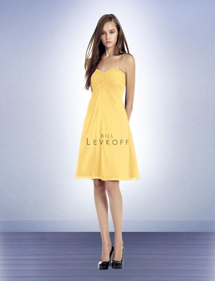 Bridesmaid Dress Style 568