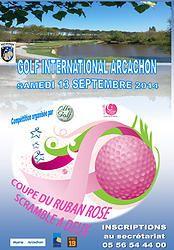 Le Réflexe-Sophro partenaire de la Coupe du Ruban Rose