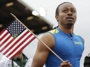 2012 USA Olympic Track and Field Trials: Aries Merritt wins 110mhurdles