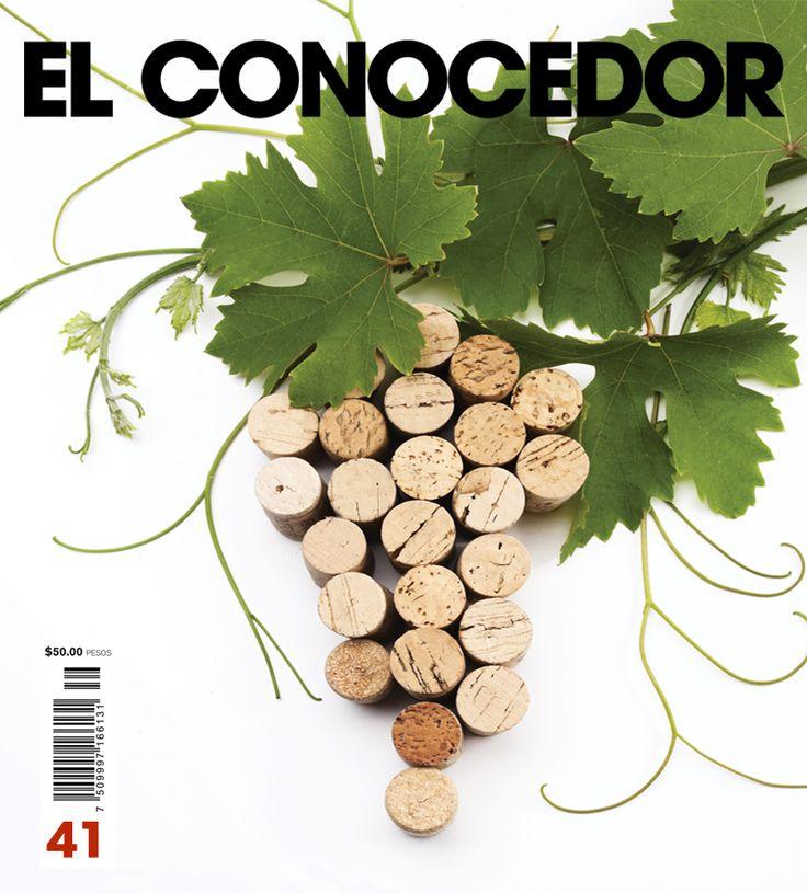 ¡El Conocedor 41 ya está a la venta! Búscala en: Sanborns, City Market, Fresko Market, Mega Comercial Mexicana, Salas VIP de Aeromexico y en vuelos nacionales e internacionales; así como en los mejores Restaurantes y Spa´s.