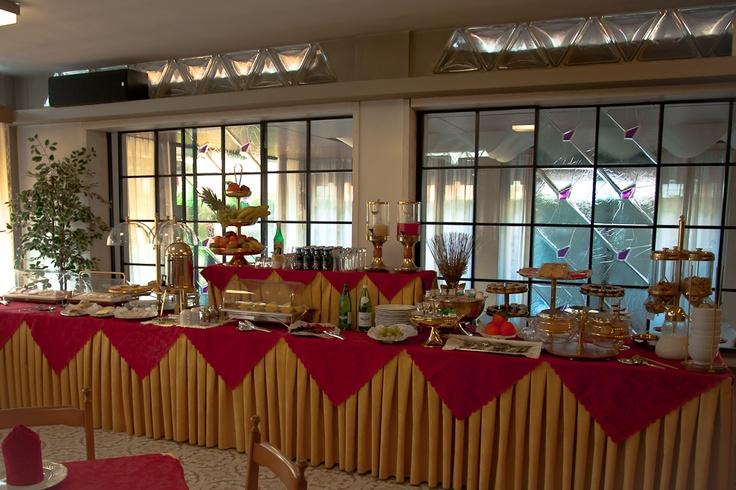 Hotel Matilde - Il Buffet al completo #Versilia #Colazione #Hotel #MarinadiMassa