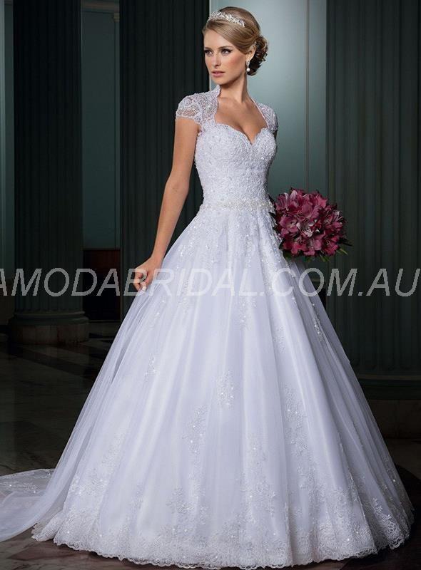 Wedding dresses from Amodabridal