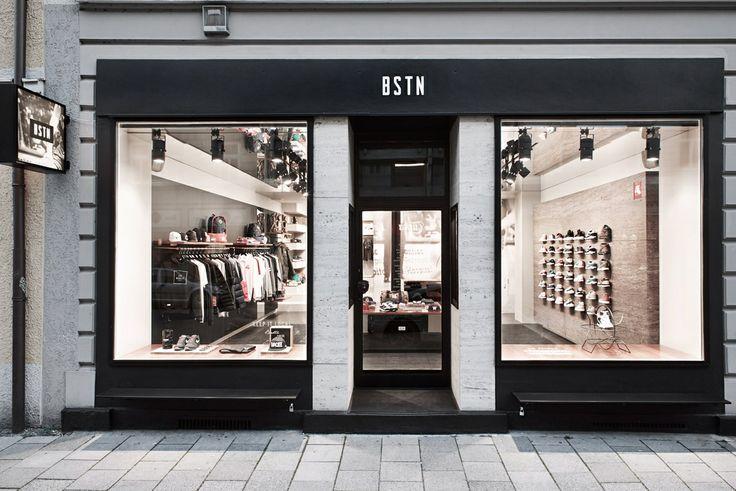 Image of Inside Munich's BSTN Store