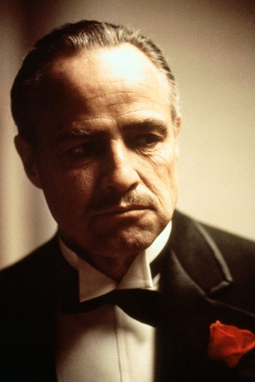 """It makes no difference, it don't make any difference to me what a man does for a living, you understand.  But your business is a little dangerous"" - (Marlon Brando).  from ""THE GODFATHER"""