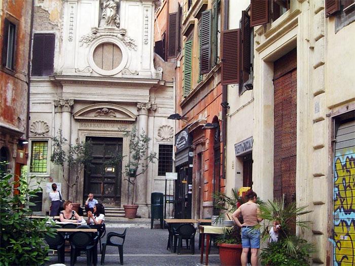 Er Filettaro in Rome