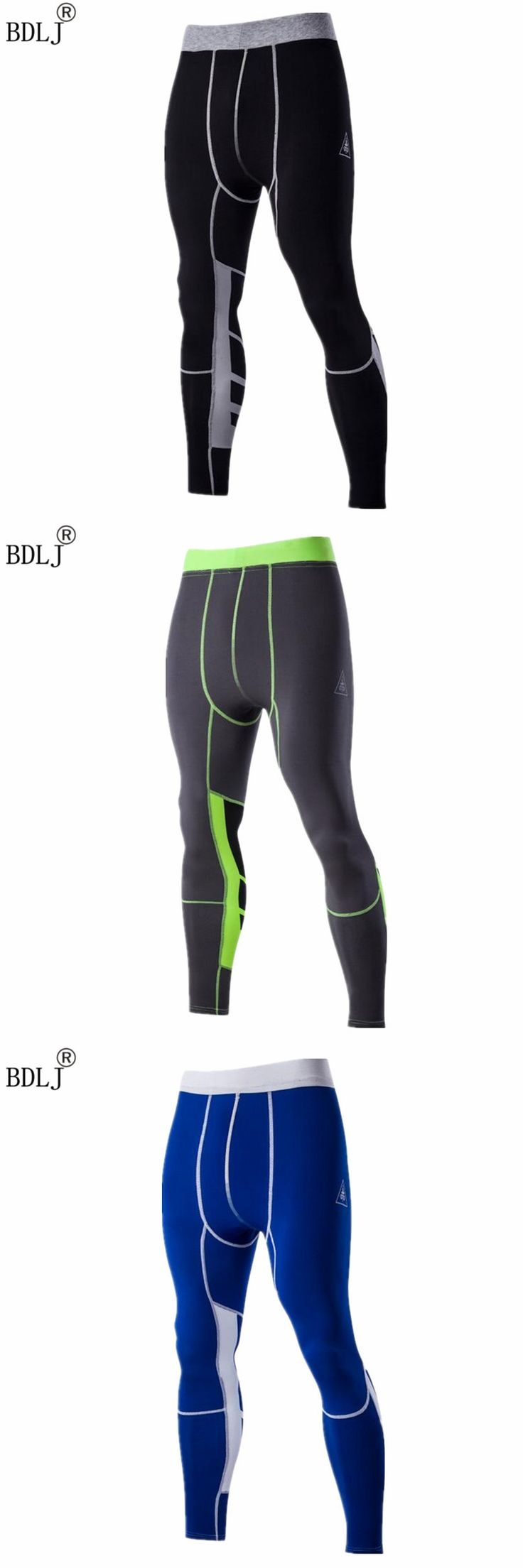 Men Compression Tight Long Pants Quick-Drying Sweat Joggers Trousers Emoji Joggers Emoji Slim Fit Mallas Hombre Fitness Pant