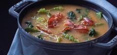 Kapustová polévka Cabbage soup