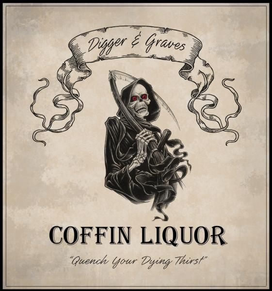 Free Halloween Potion Labels | Picture 8 of 9 from Potion Label Project