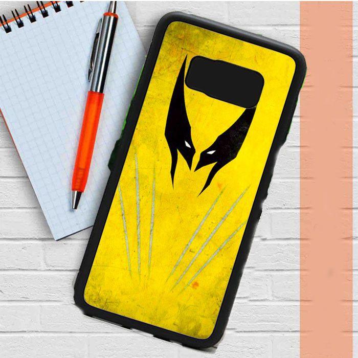 X-Men Marvel Wall Art Samsung Galaxy S8 Plus Case Casefreed