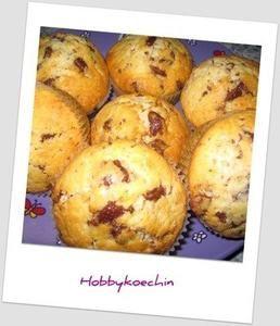 Rezept: Muffins - Milka-Muffins