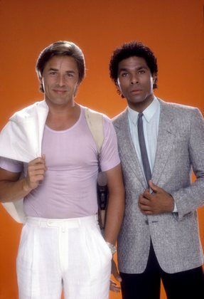 Miami Vice – let's call them the Men In Black of the 80s.
