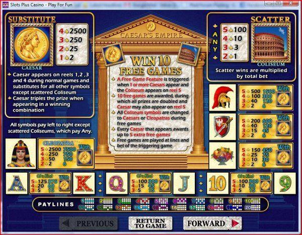 free caesar casino coins game hunters club