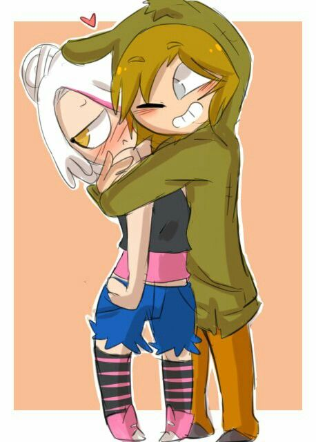 Splingle abrazo