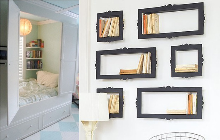 These are so cool! I want one (or five) in my home!