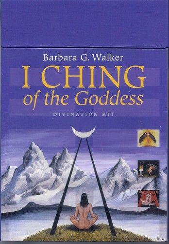 I CHING OF THE GODDESS DIVINATION KIT