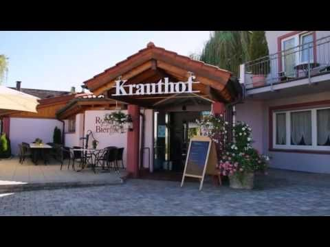 Hotel Krauthof - Ludwigsburg - Visit http://germanhotelstv.com/krauthof Featuring a sauna restaurant and a large beer garden Hotel Krauthof is located in Ludwigsburg. Ludwigsburg Palace is 2.3 km from the hotel and free WiFi is available. -http://youtu.be/IushykkQJQA