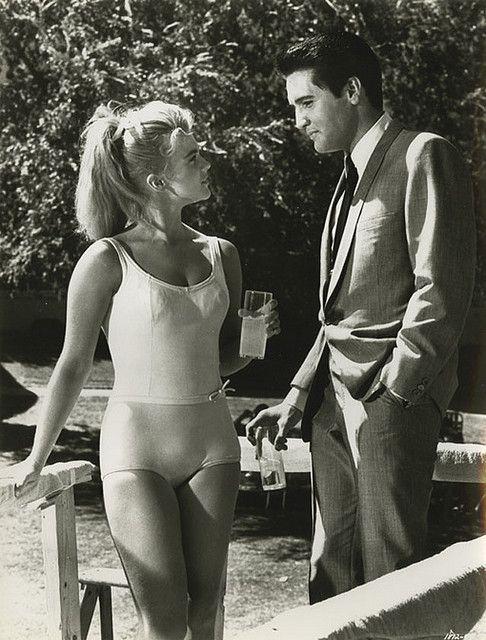 Ann Margret and Elvis
