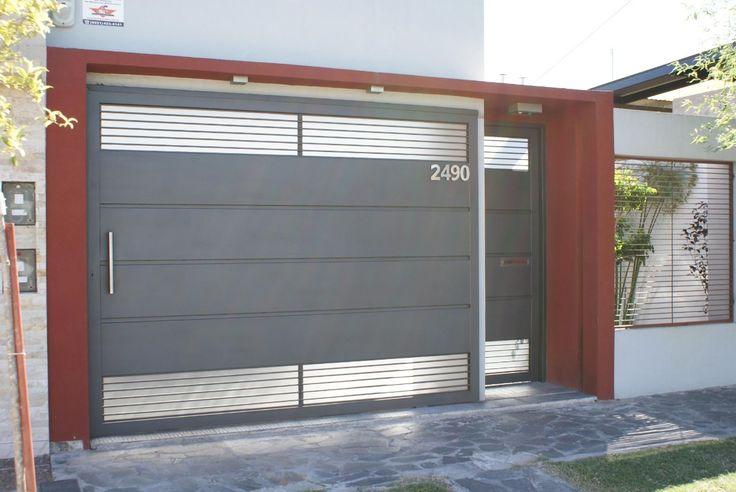 Plata herreria portones puertas rejas def jobspapacom for Puerta zaguan aluminio