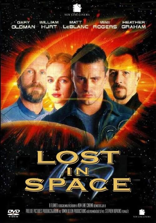 Lost in Space 【 FuII • Movie • Streaming