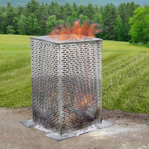 BurnCage (burn barrel) home incinerator   DR Power Equipment