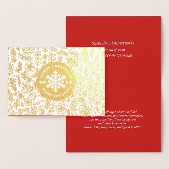 Die besten 25+ Luxury christmas cards Ideen auf Pinterest ...