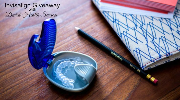 Invisalign Giveaway with Dental Health Services. $2000.00 discount off of an Invisalign with Dental Health Services in Frederick, MD.