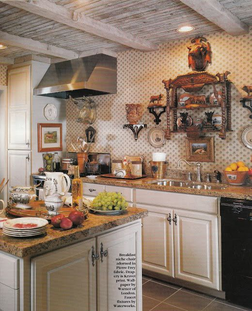 Hydrangea Hill Cottage French Country Decorating: Best 25+ Country Style Kitchens Ideas On Pinterest