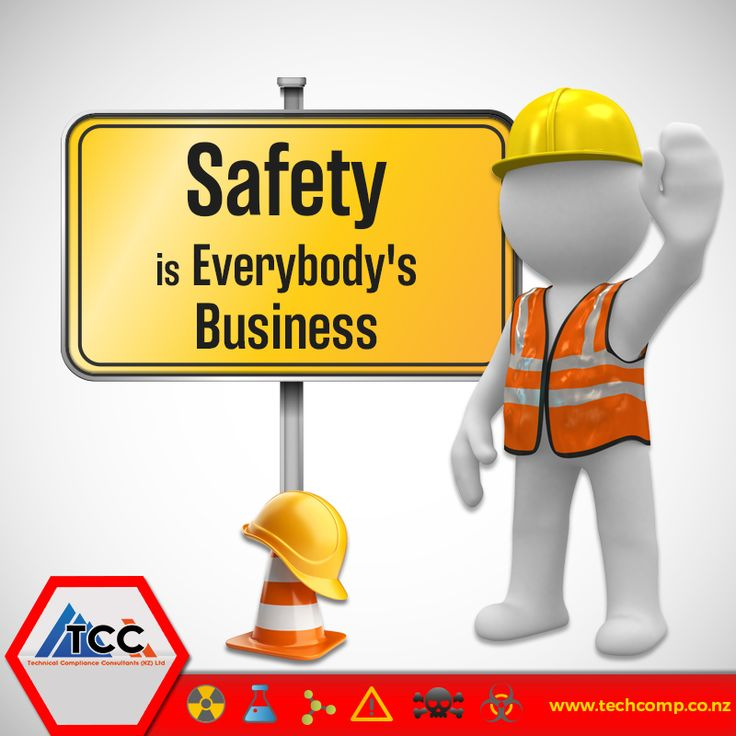 #Safety is only possible when everyone works together. So, encourage others and get yourself registered in the #Courses of Technical Compliance Consultants. #HappyMonday #Handler #EmergencyManagement #ChemicalHandling #HSNO