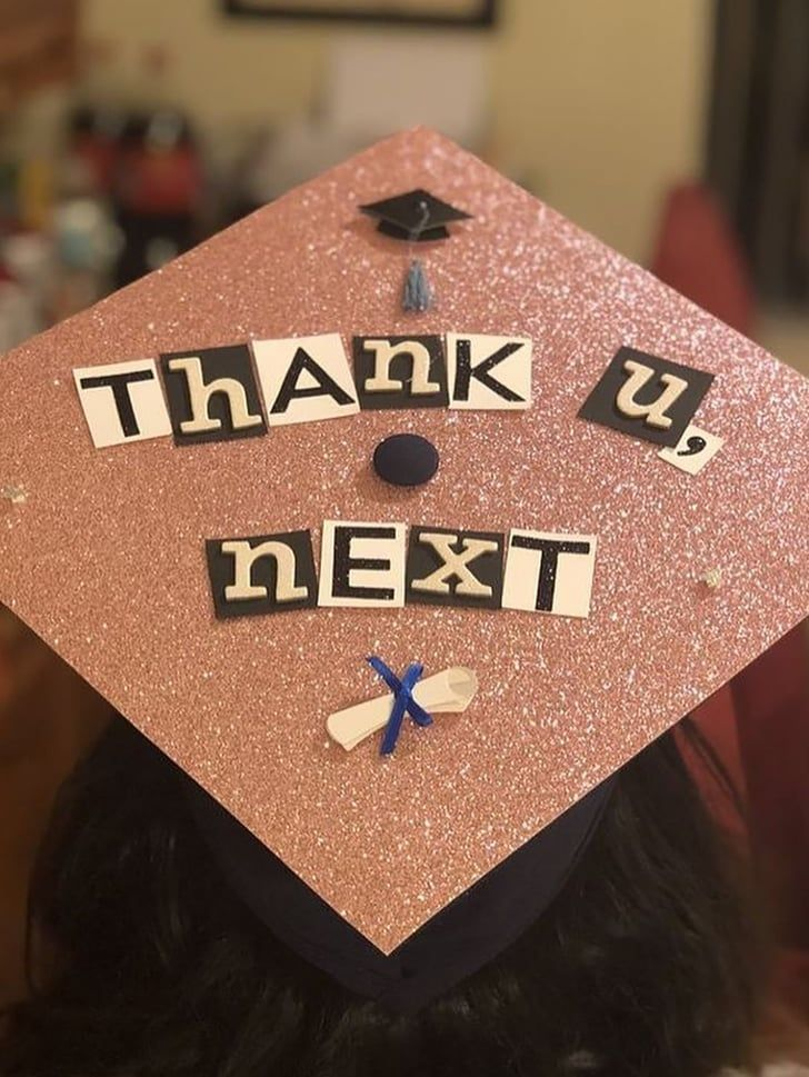 Hats Off To These 100 Creative Cute And College Degree Worthy Graduation Caps High School Graduation Cap Decoration High School Graduation Cap Designs College Graduation Cap Decoration