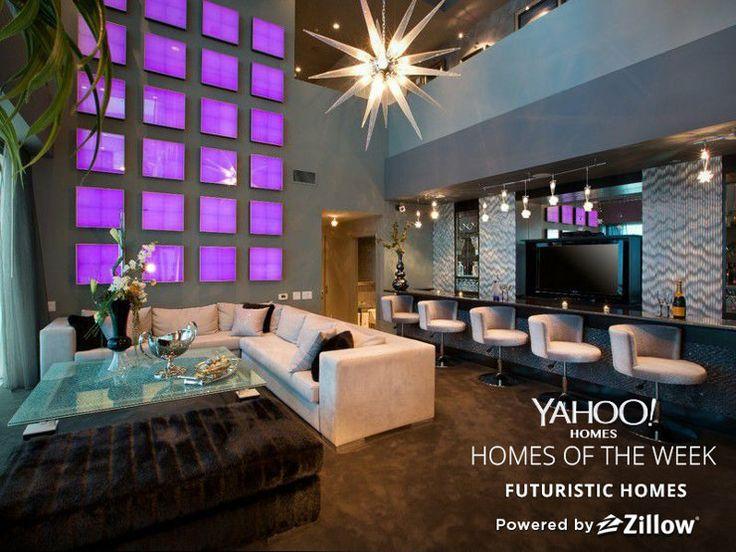 Yahoo Homes of the Week: Futuristic homes