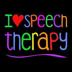 I Love Speech Therapy t-shirt