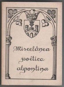 Miscelanea Poética Alpontina