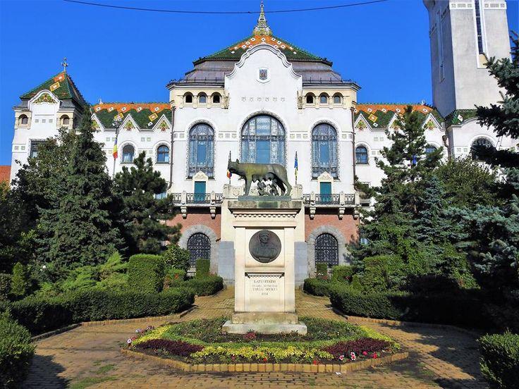Közigazgatási Palota.