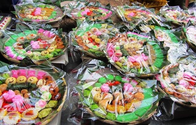 Jajanan pasar, love the colour! #Pindonesia