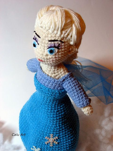 Calu Art: Elsa nr.....???