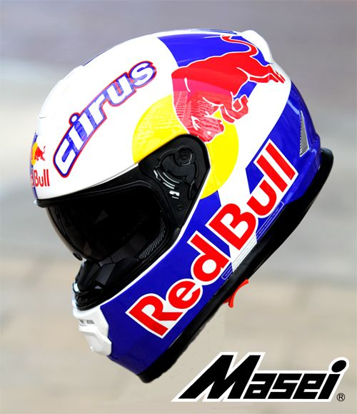Red Bull Energy Drinks Helmet On Sale