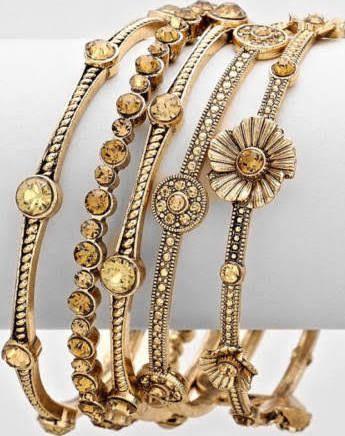 vintage brighton bracelets