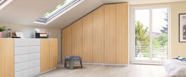 25 best m bel nach ma mit schr ge images on pinterest. Black Bedroom Furniture Sets. Home Design Ideas
