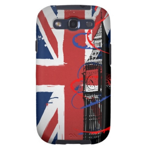 Urban Big Ben Galaxy S3 Case