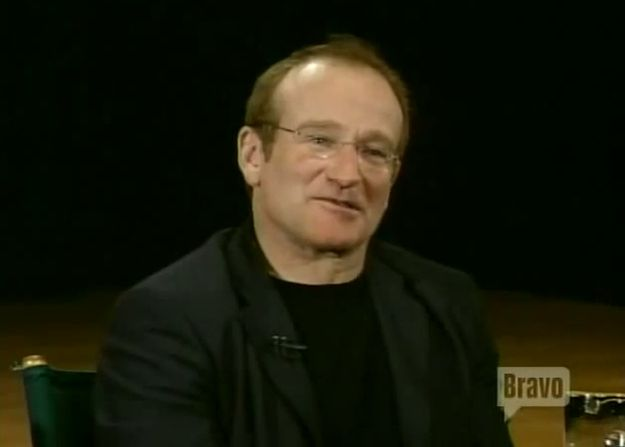 Great link for Robin on David Letterman through the years. (Robin Williams Once Told James Lipton He Hopes Heaven Is Full Of Laughter)