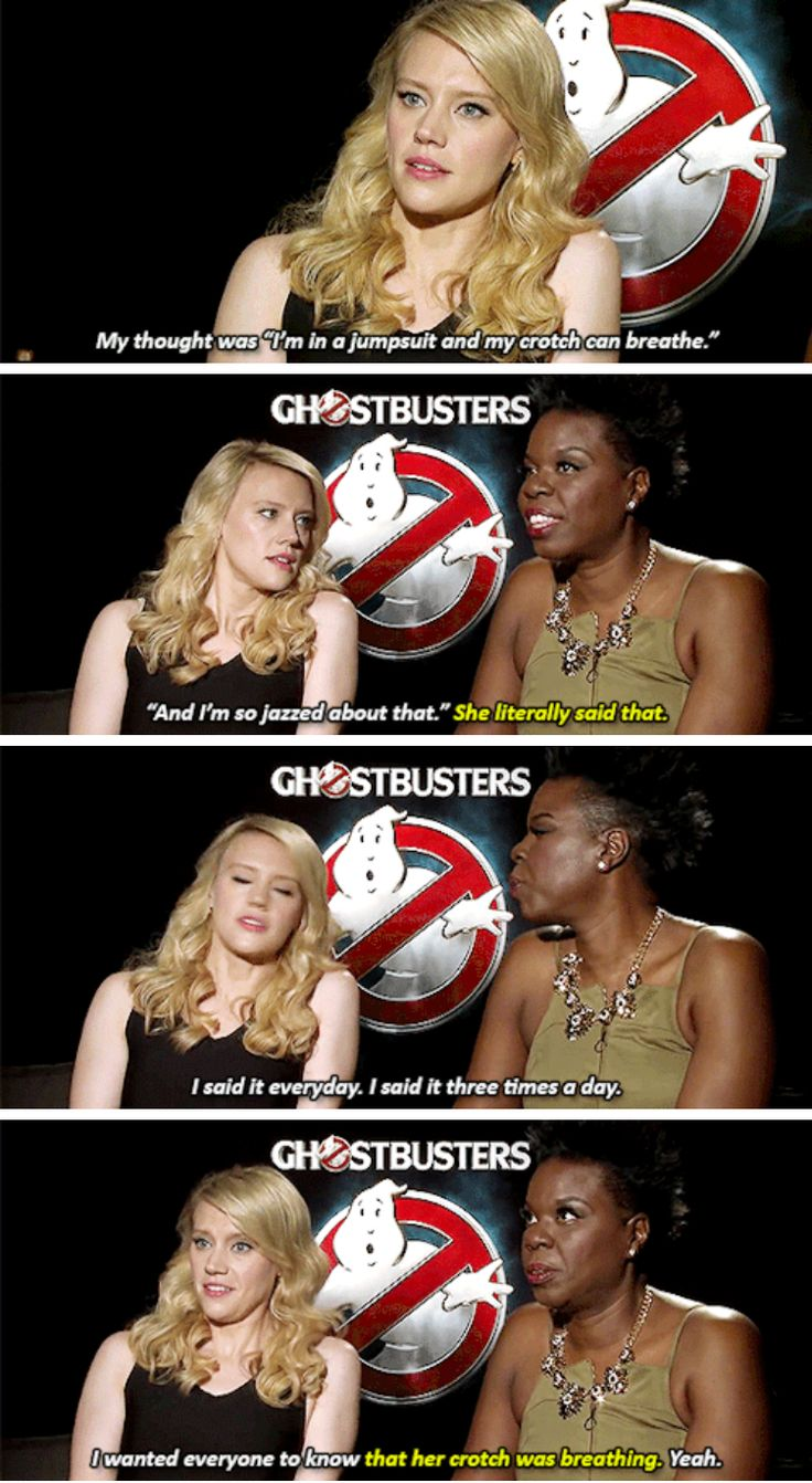 Kate McKinnon is what I want to be when I grow up.