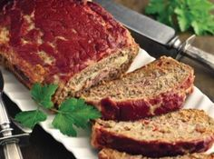 George Stella - Stella Style Community - Recipes | Low Carb Beefed-Up Meatloaf