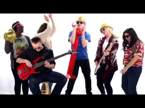 #MercerCollege students have some fun with #BrunoMars' #UptownFunk in this video produced by the #MercerFilmClub.