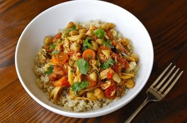 Chicken Chickpea Stew — Punchfork
