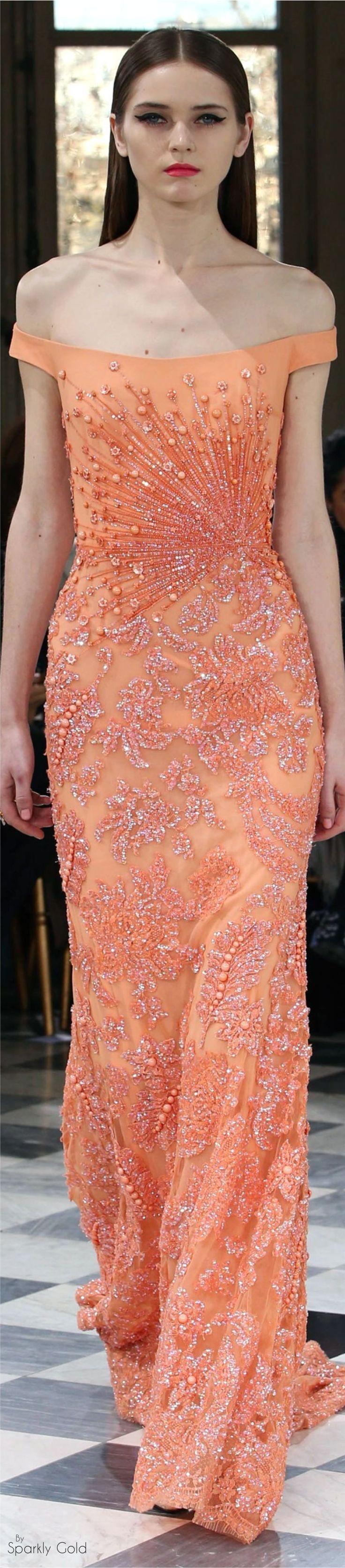 #Farbbberatung #Stilberatung #Farbenreich mit www.farben-reich.com Georges Hobeika Spring 2016 Couture