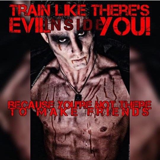 Train like there is evil in you! Because your not there to make friends. Me in a #vampire shoot!  #90DaysChocolateBan #90DagenChocoladeVerbod  #belgiumfinest #belgianfinest #fitdutchies #fitdutchie #summerfit #dutchfitness #fitbelgium #fitbelgian #summerbody  #fitfam #fitspo #fitberlin #berlinfittest #olympic #olympics #rioolympics #rioolympics2016